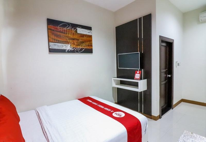 NIDA Rooms Makassar Andi Tonro - Double Room Double Occupancy Special Promo