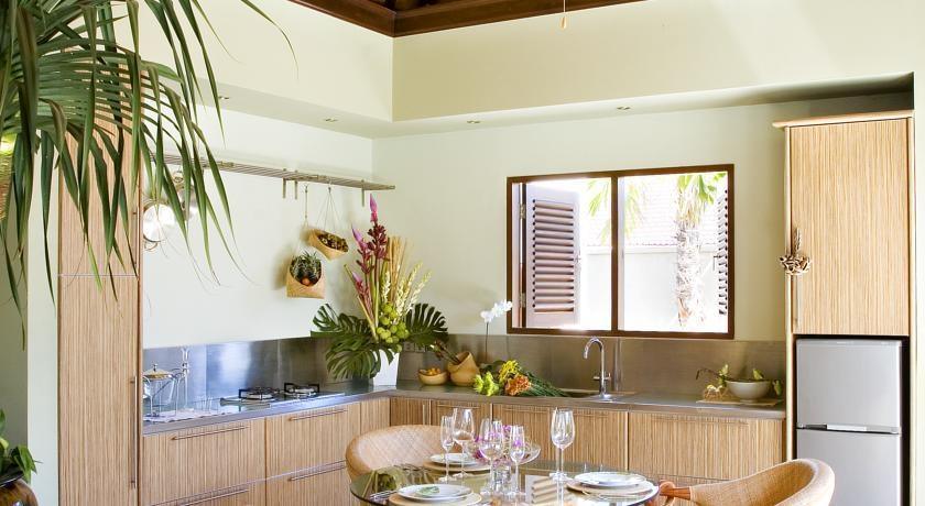 DISINI Luxury Spa Villa Bali - Dapur