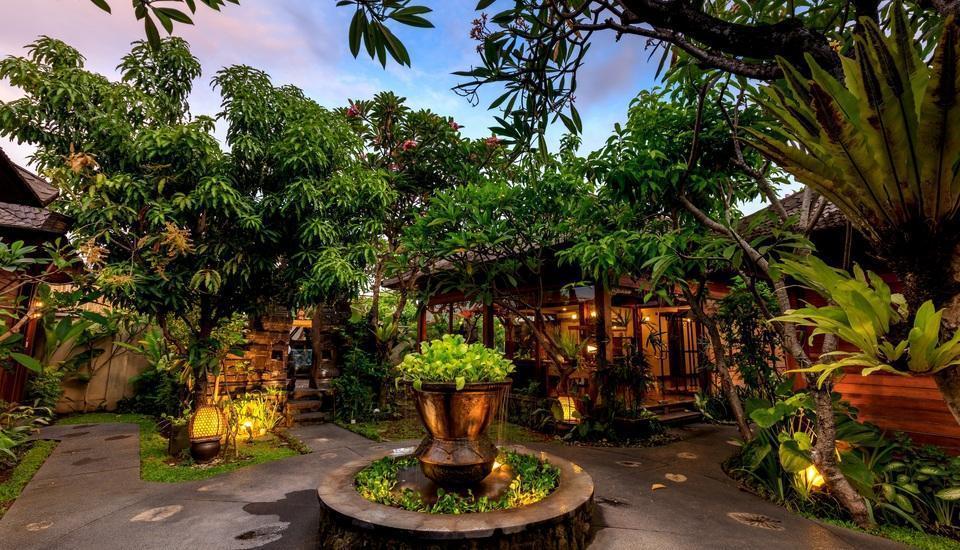 DISINI Luxury Spa Villa Bali - SPA