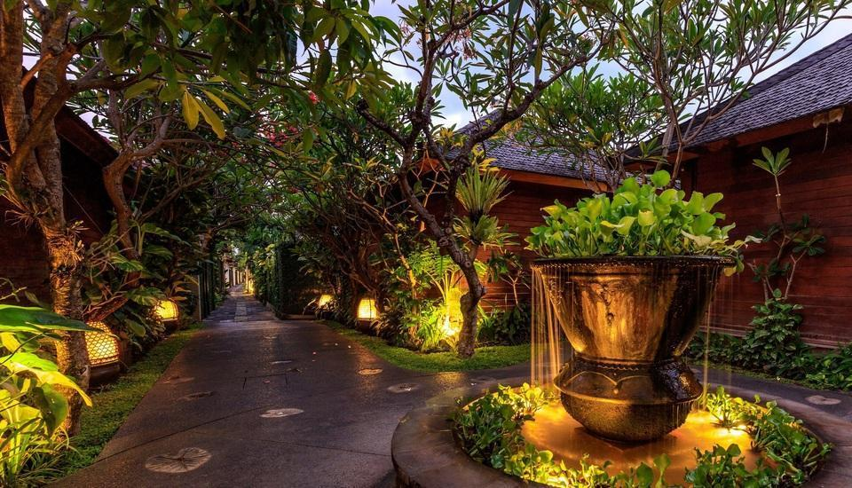 DISINI Luxury Spa Villa Bali - SPA Lobby