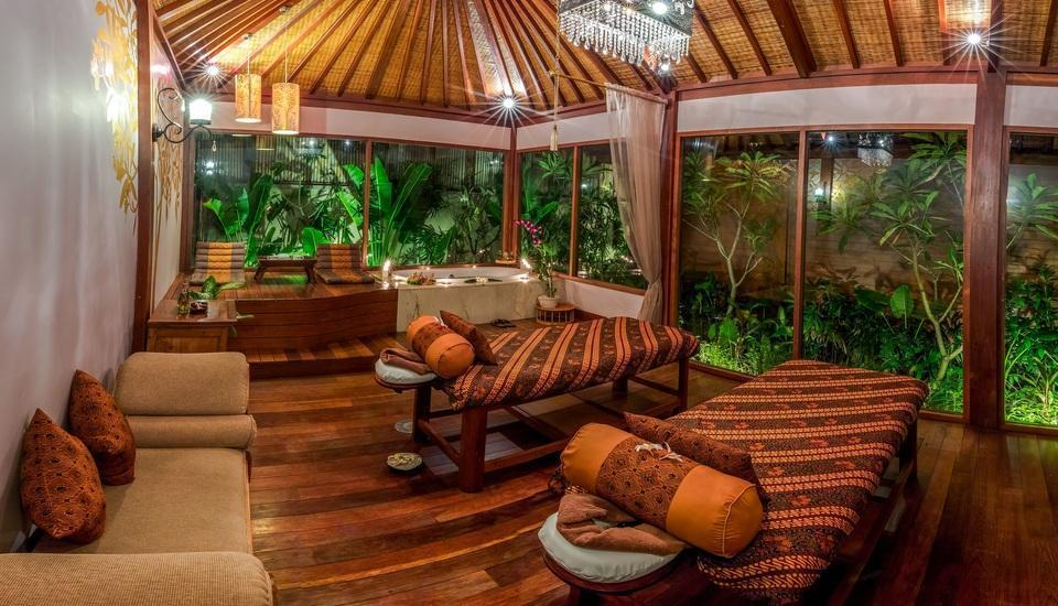 DISINI Luxury Spa Villa Bali - Kamar SPA