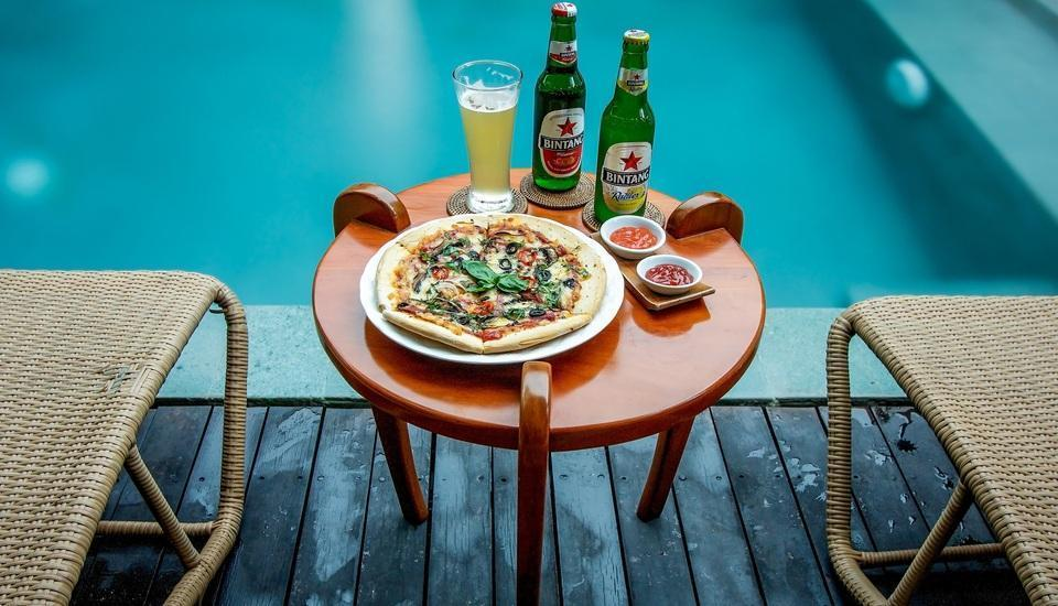 DISINI Luxury Spa Villa Bali - Room service