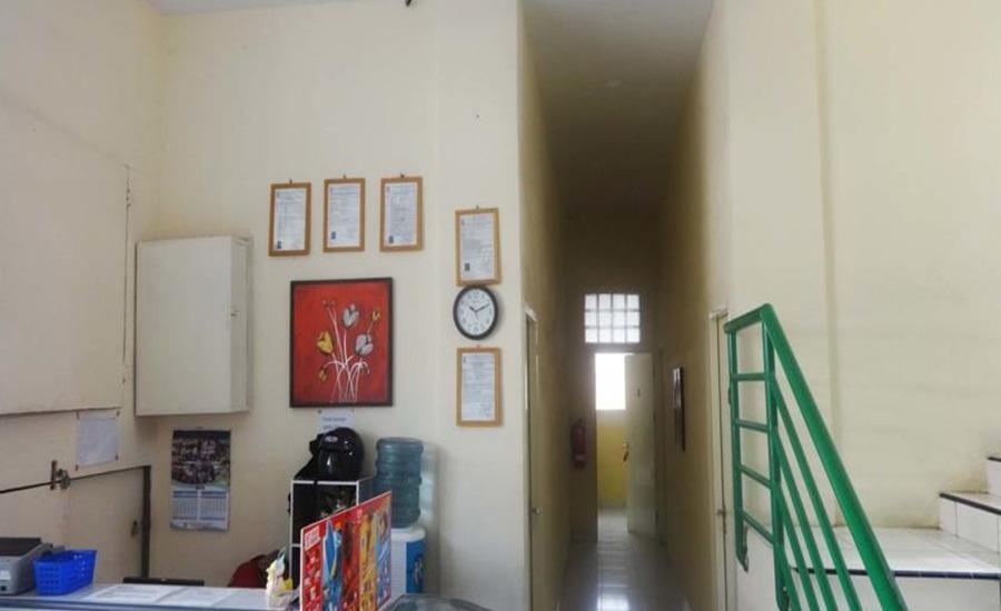 J8 Hotel Jambi - Interior