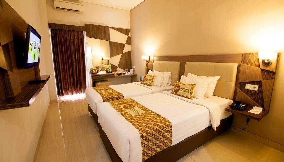 Hotel Dafam Fortuna  malioboro - Kamar Executive
