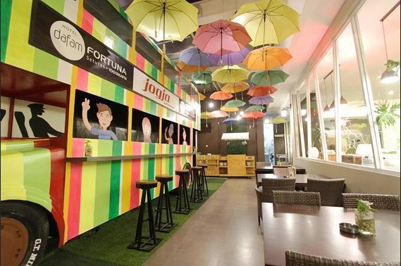 Hotel Dafam Fortuna  malioboro - Canting Restaurant