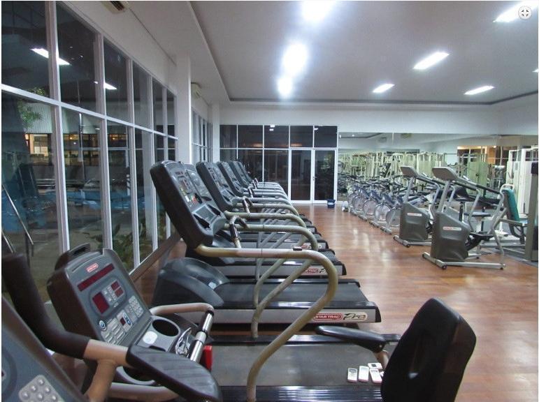 Graha Residen Surabaya - Gym