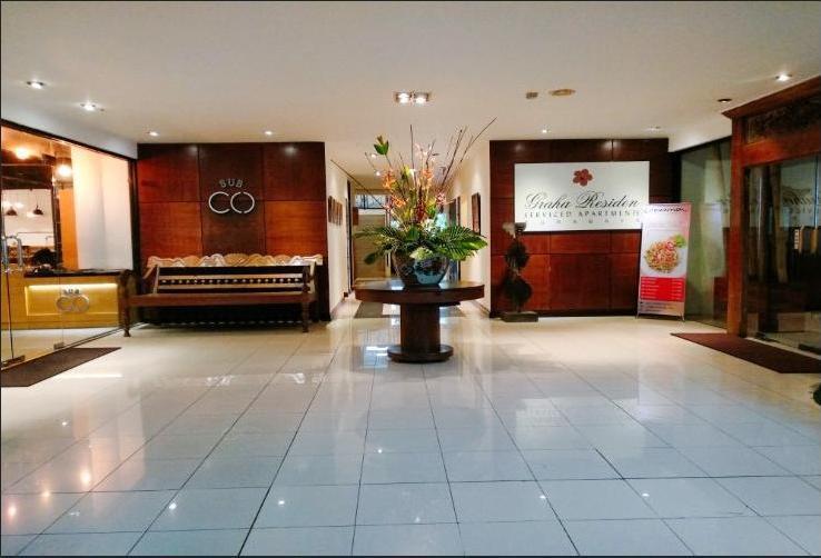 Graha Residen Surabaya - Lobby