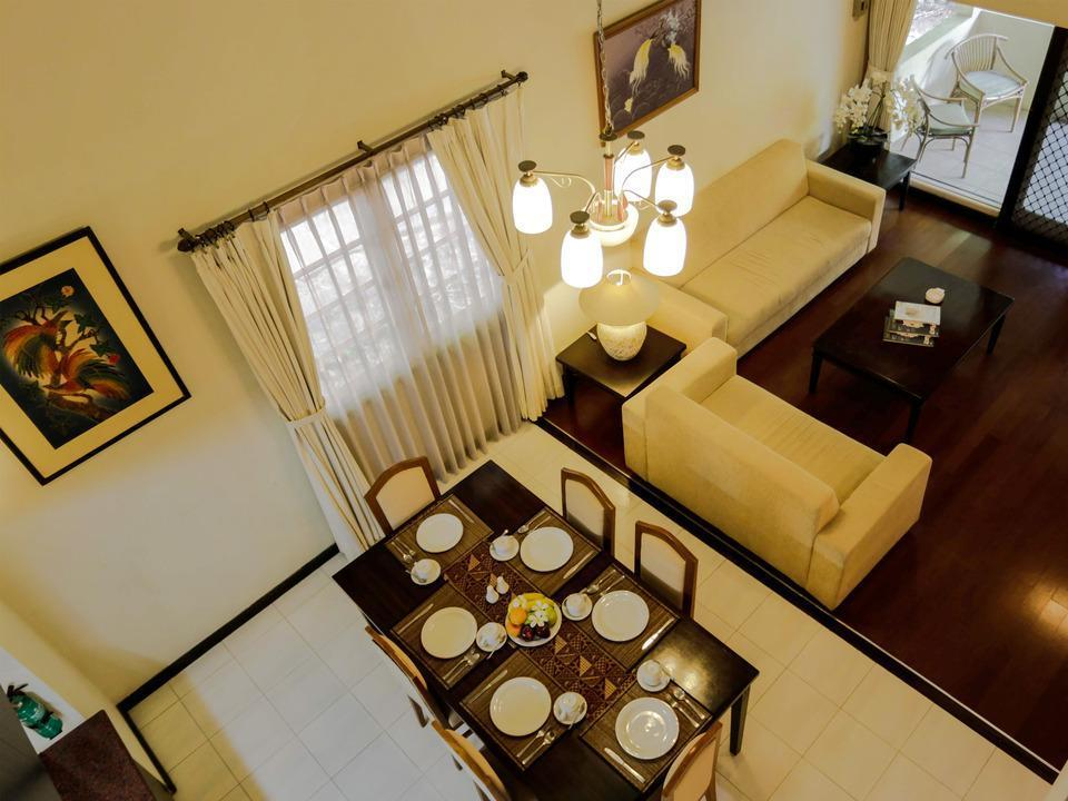Graha Residen Surabaya - Ruang Tamu