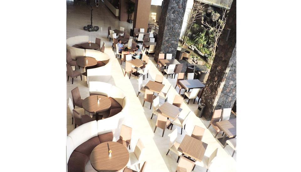 The Balava Hotel Malang - Lounge