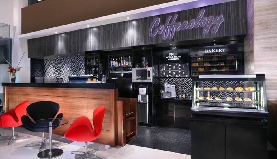 Hotel Neo Gubeng Surabaya - Kedai kopi