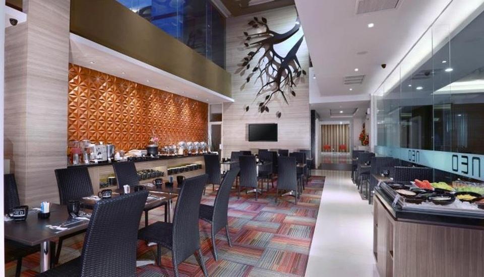 Hotel Neo Gubeng Surabaya - Restoran