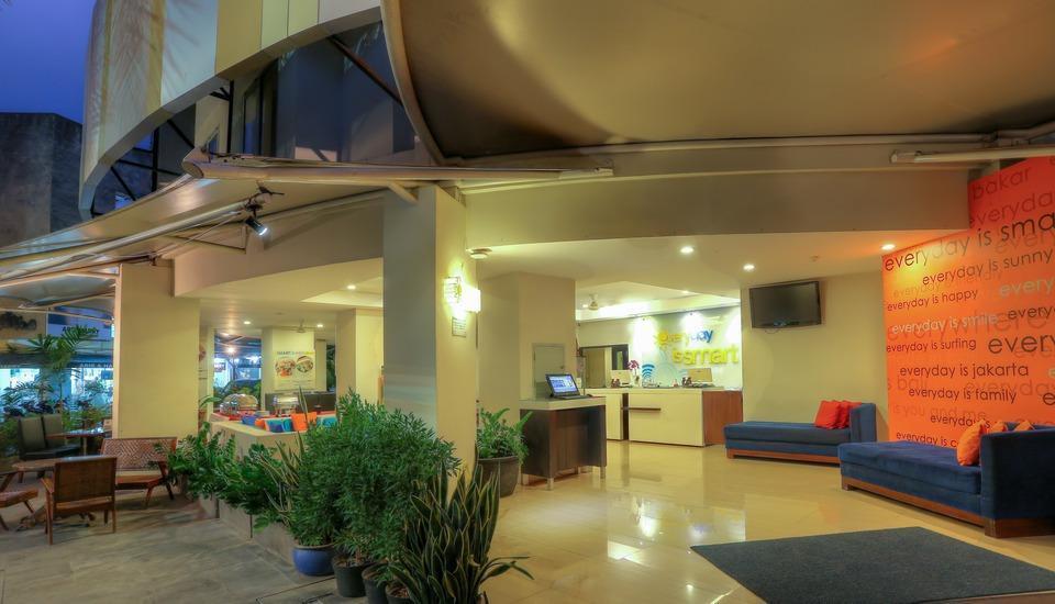 Everyday Smart Hotel Bali - Eksterior