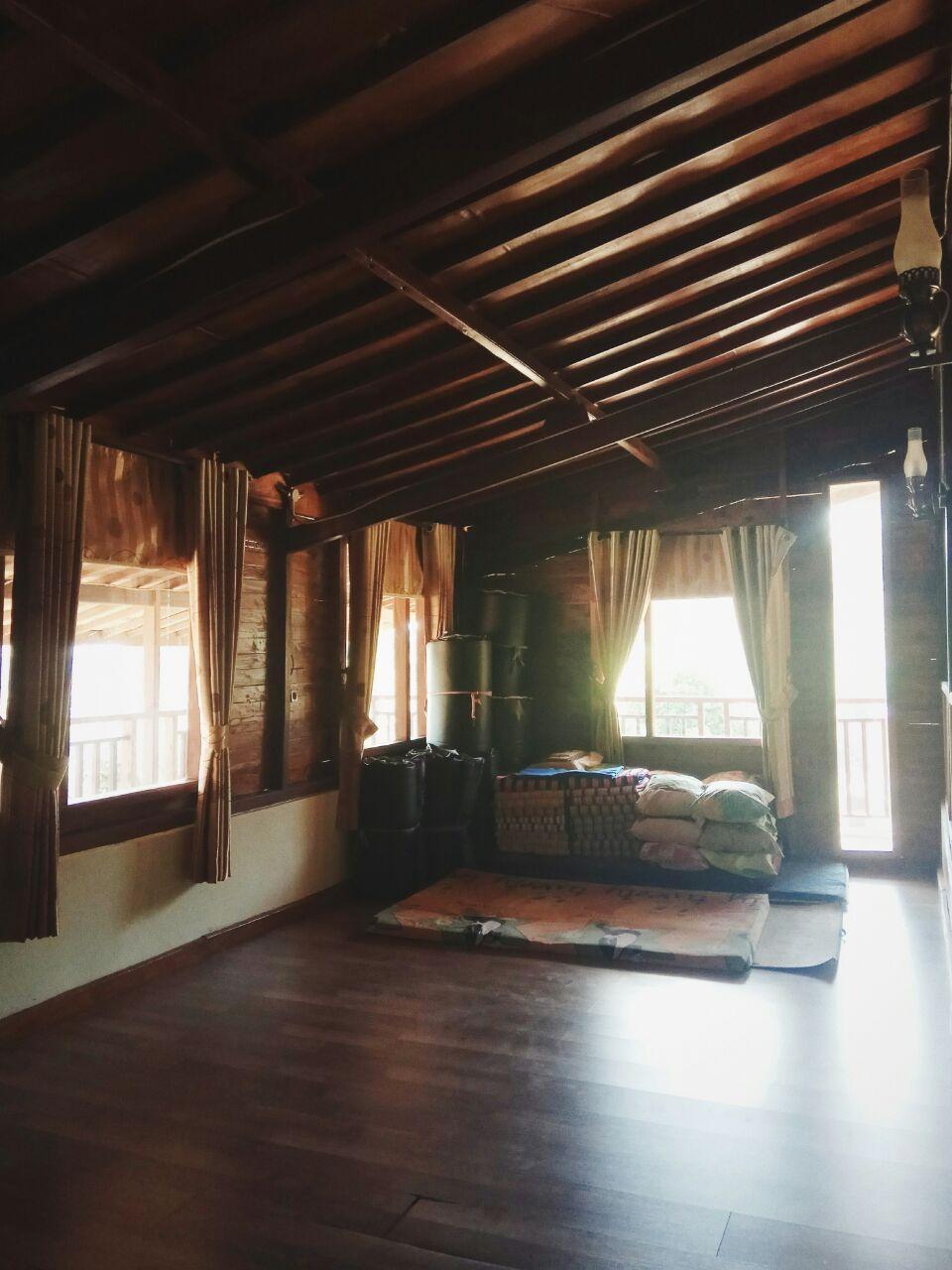 Villa Yambo Bandung - Villa Kanthil Regular Plan