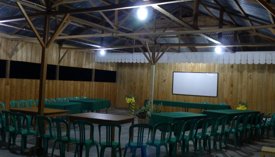 Ue Datu Cottages Poso - Ruang Rapat