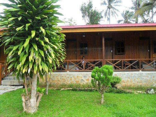 Ue Datu Cottages Poso - View
