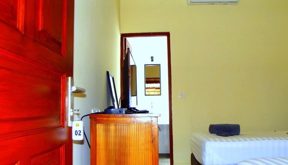 Lakshmi Villas Lombok - Superior Twin Bungalow Save 5% !!