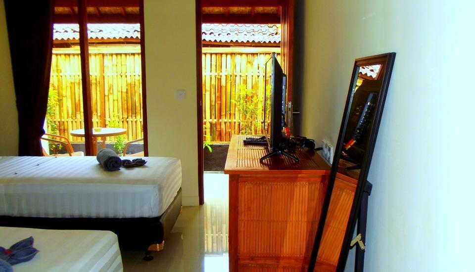 Lakshmi Villas Lombok - The Lakshmi Bungalow