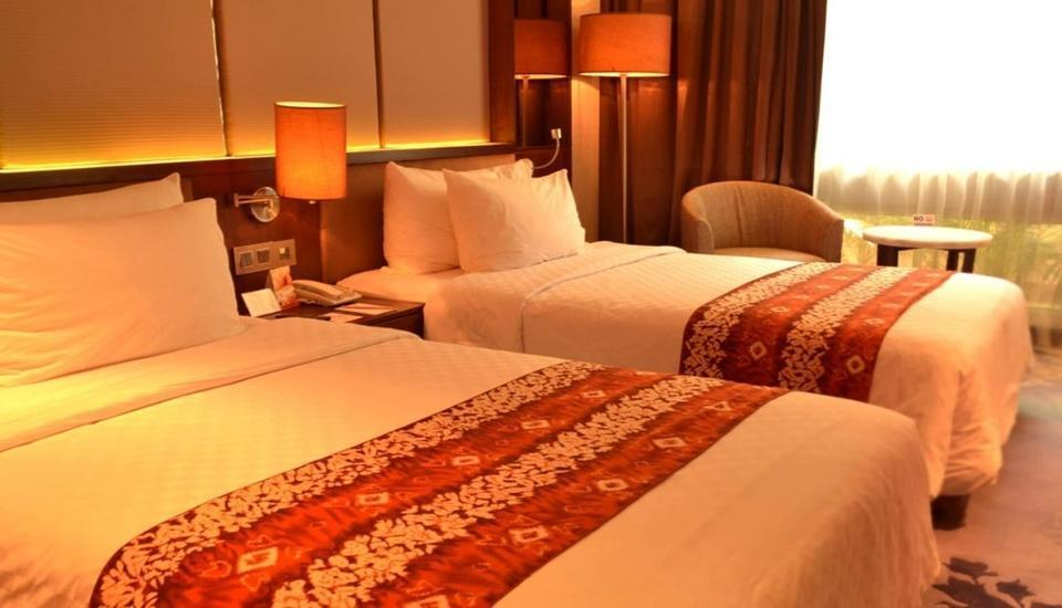 Swiss-Belhotel  Banjarmasin - Deluxe Twin Room Minimum Stay 3 Night