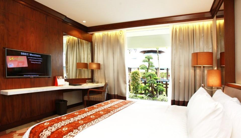 Swiss-Belhotel  Banjarmasin - Deluxe Double Room Minimum Stay 3 Malam