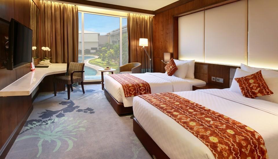 Swiss-Belhotel  Banjarmasin - Kamar Deluxe