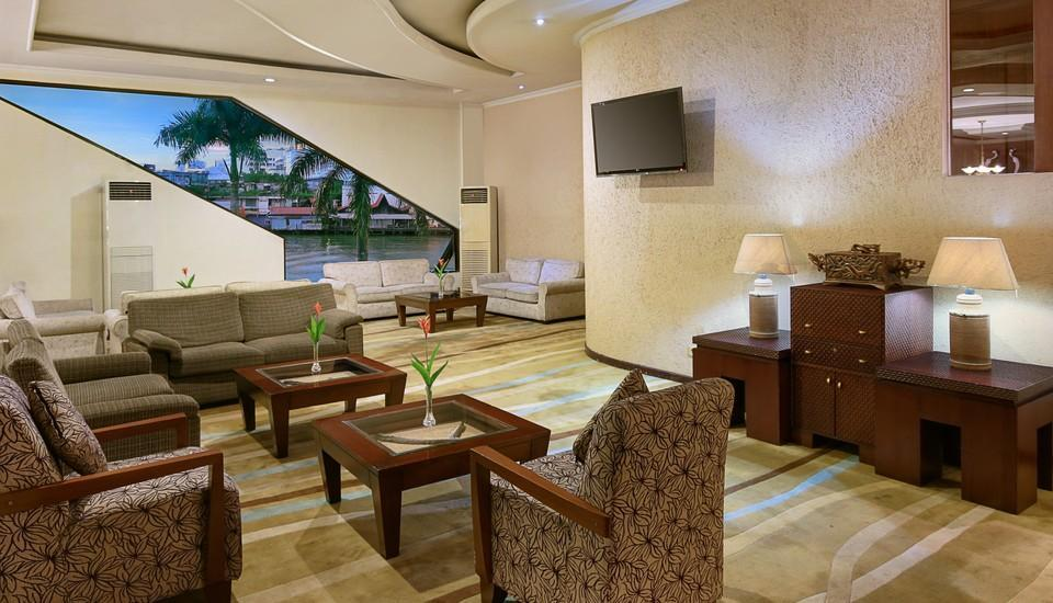 Swiss-Belhotel  Banjarmasin - TV Lounge