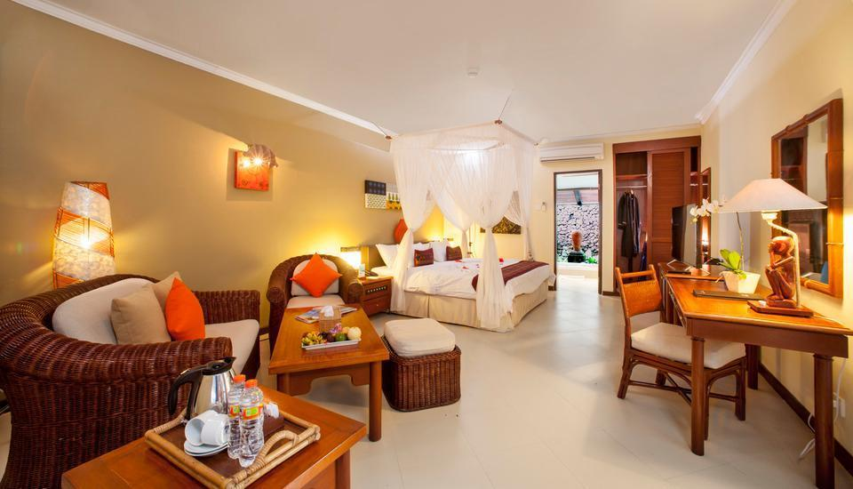 Holiday Resort Lombok - Beach Bungalow SAVE 30%