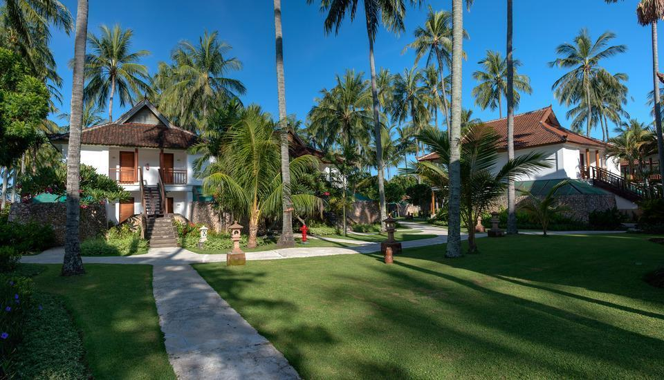 Holiday Resort Lombok - Garden Chalet Save 43%