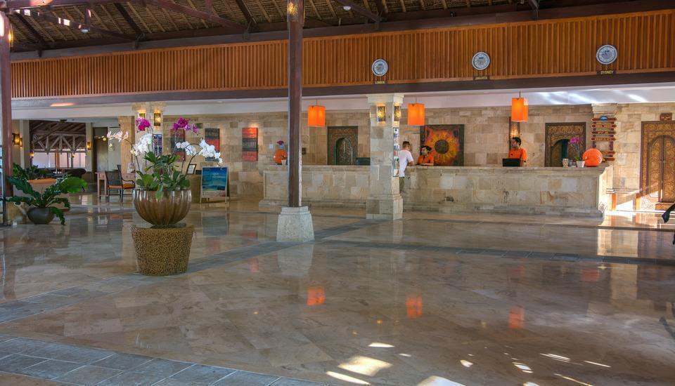 Holiday Resort Lombok - Loby