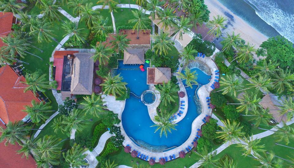 Holiday Resort Lombok - Foto Drone