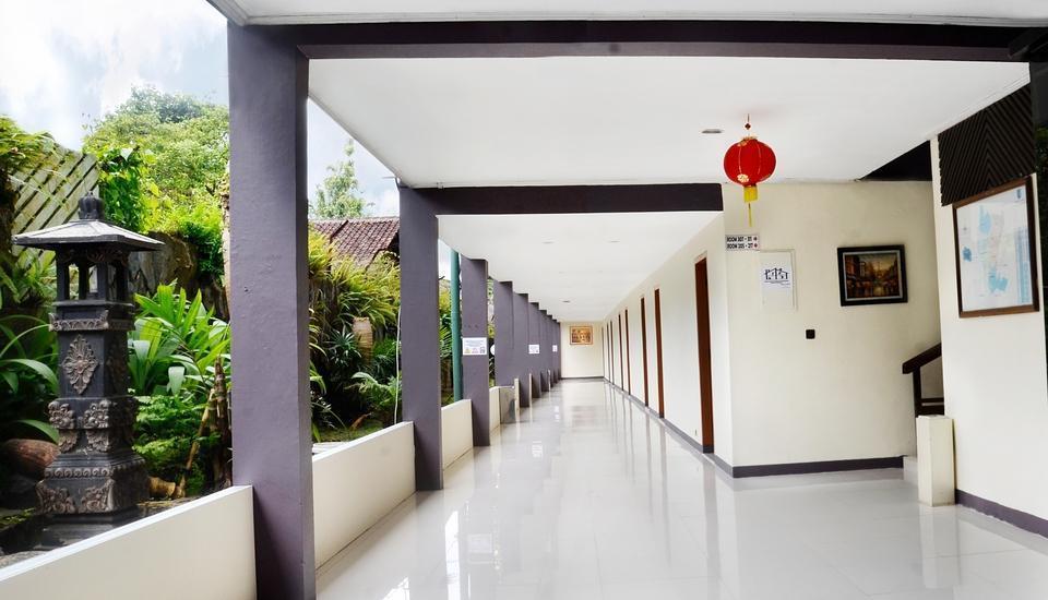 Hotel Permata Hijau Sukabumi - LORONG GEDUNG