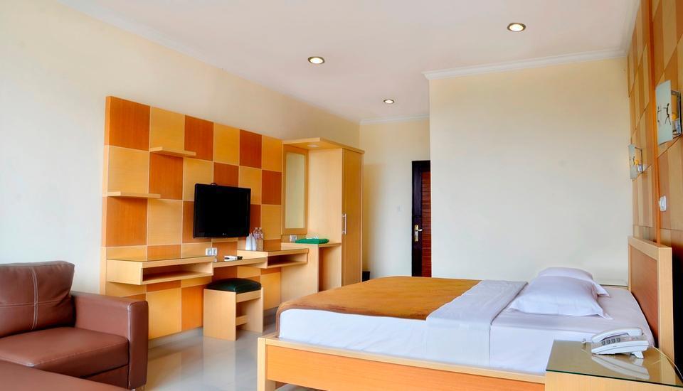 Hotel Permata Hijau Sukabumi - VIP Room #WIDIH - Pegipegi Promotion