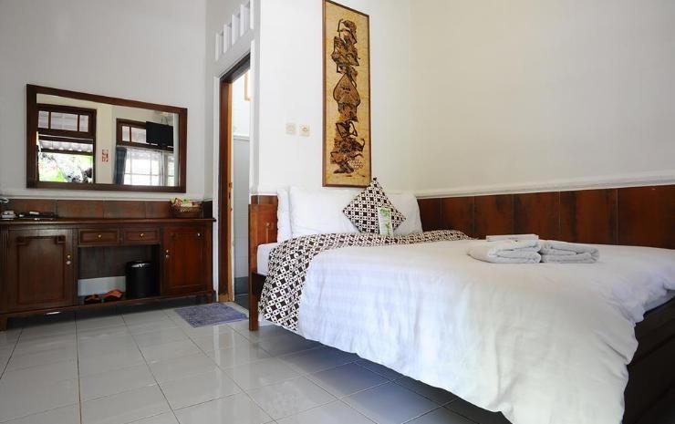 Hotel Kusuma  Yogyakarta - Kamar