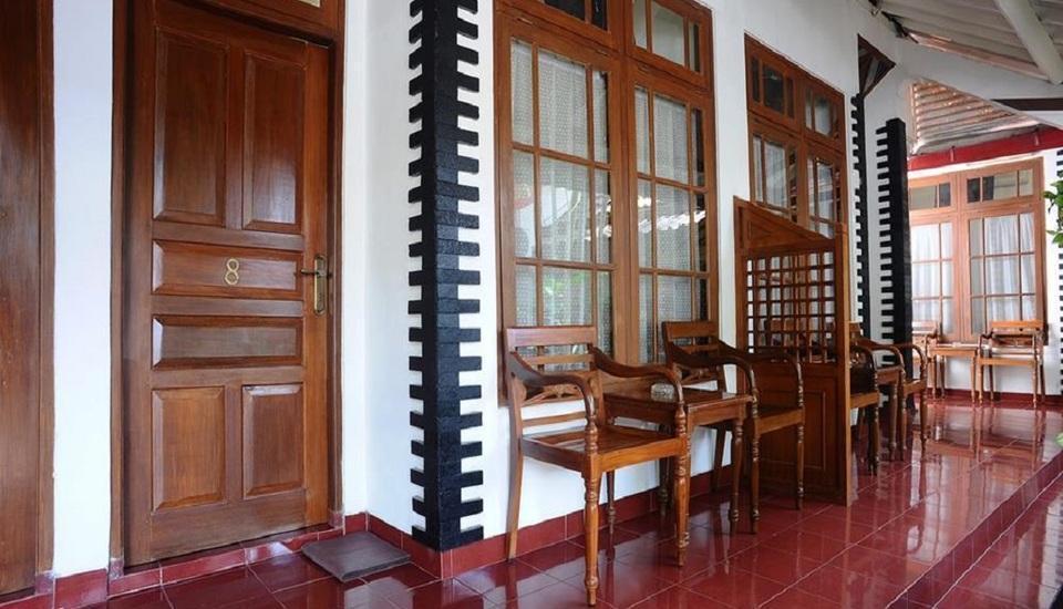 Hotel Kusuma  Yogyakarta - Lobby