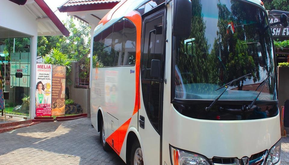 Hotel Kusuma  Yogyakarta - Bus Shuttle