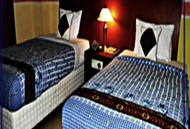 New Siliwangi Hotel Semarang - Kamar Deluxe