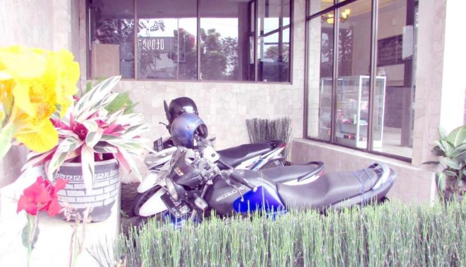 Wisma Asia Busindo Bandung - Eksterior