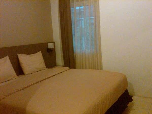 Villa Chocolate Bandung - kamar deluxe