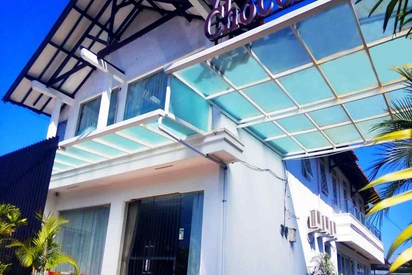 Villa Chocolate Bandung - Eksterior