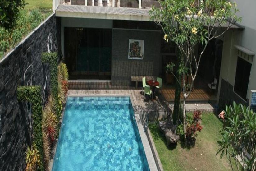 Rumah Kayen Yogyakarta - Kolam Renang