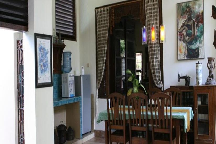 Rumah Kayen Yogyakarta - Interior