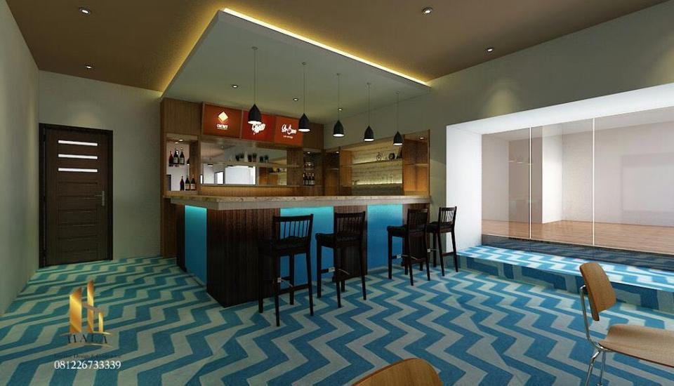 Arnava Hotel Senen Jakarta - Lounge