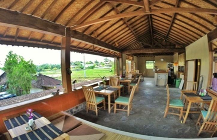 Villa Bintang Ubud Bali - Restoran