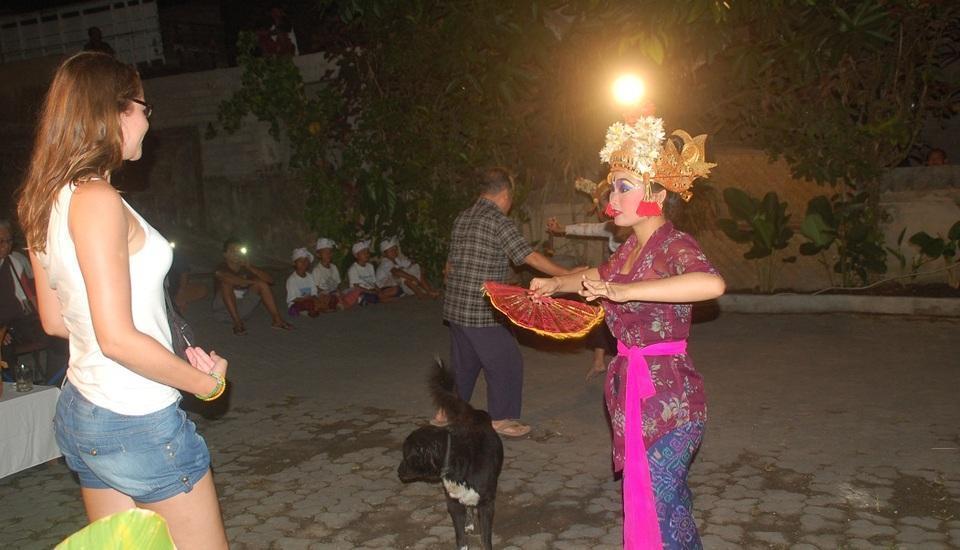 Villa Bintang Ubud Bali - dense