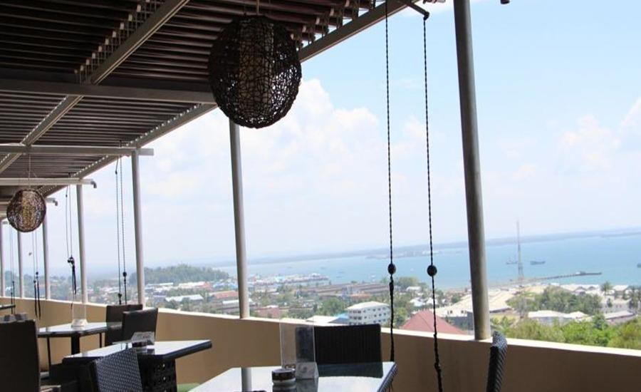 The Belagri Hotel And Convention Sorong Papua Barat - Atap