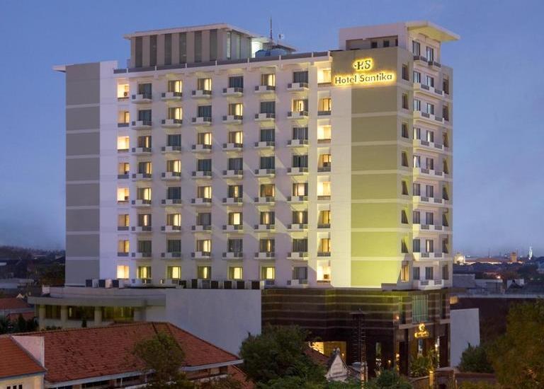 Santika  Pandegiling - Exterior Hotel
