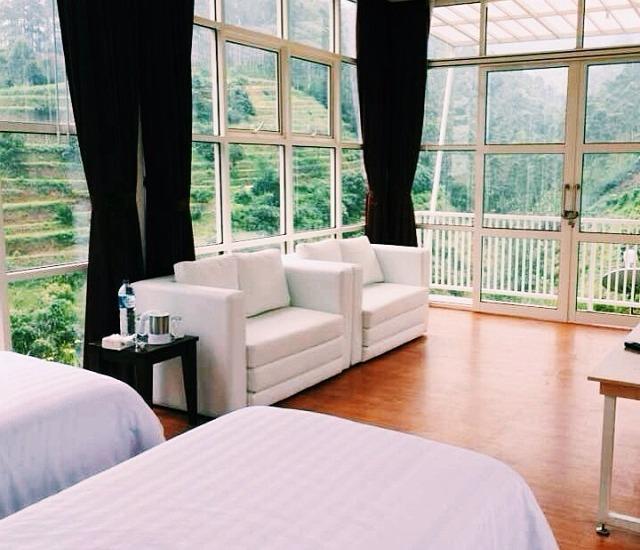 Bukit Cikahuripan Resort Bandung - Kamar Executive