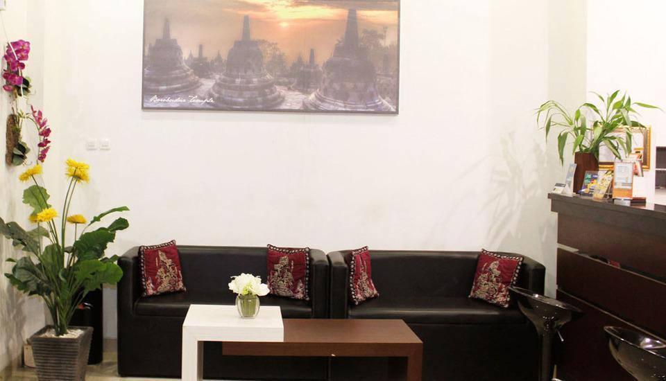 Sunrise Hotel Yogyakarta Yogyakarta - Ruang dalam hotel