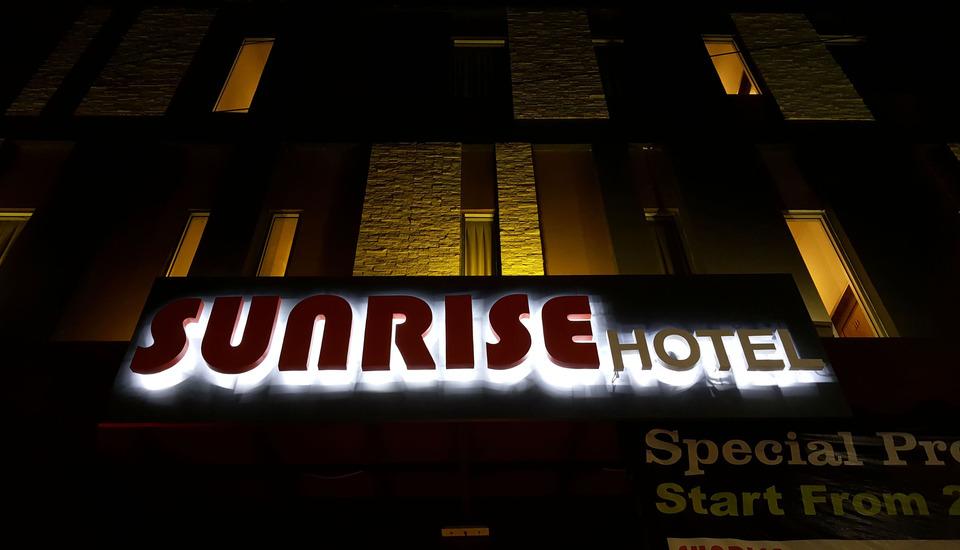 Sunrise Hotel Yogyakarta Yogyakarta - Sunrise Hotel Jogja Night View