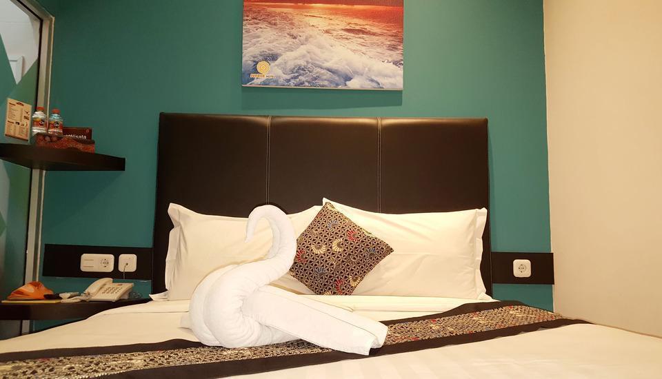 Sunrise Hotel Yogyakarta Yogyakarta - Deluxe Green Floor