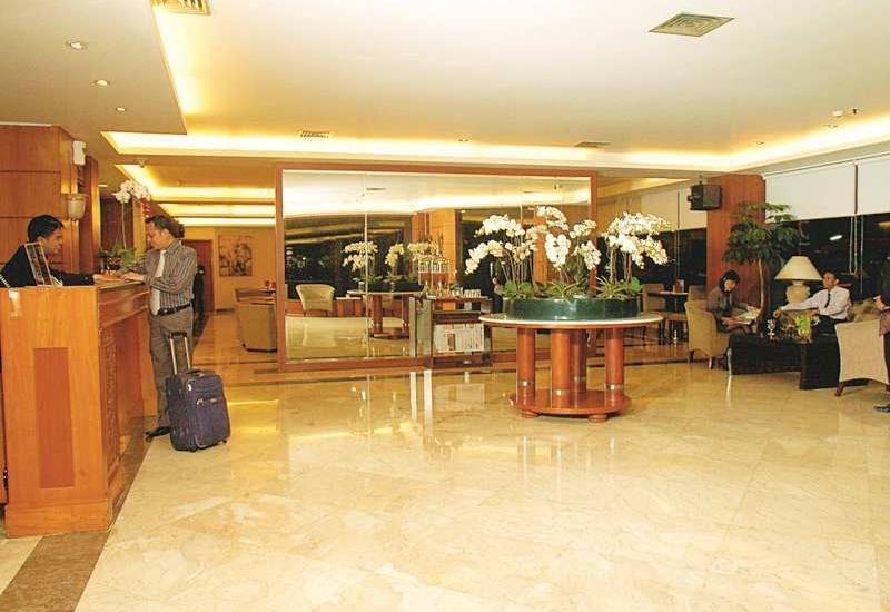 Grand Cemara Hotel Jakarta - Lobby